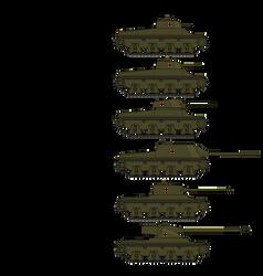 T-39 series by gool5000