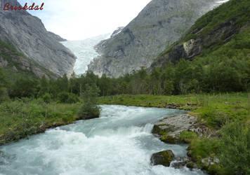 Norway - Briskdal by Readek