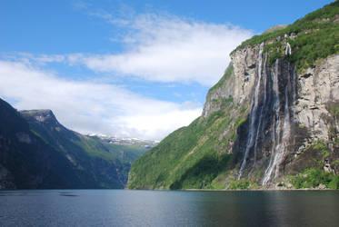 Norway - Geiranger by Readek