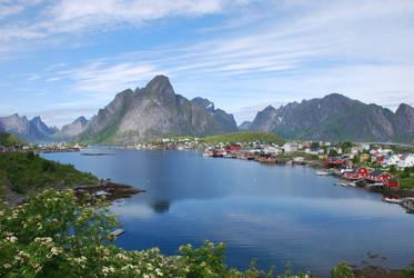 Norway - Reine by Readek