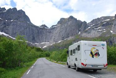 Norway - Lofoten islands by Readek