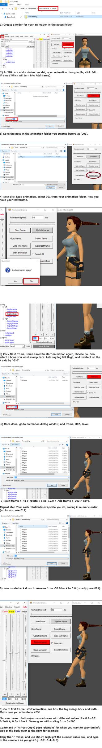 Xnalara xps animation tutorial by reebledeebles on deviantart xnalara xps animation tutorial by reebledeebles ccuart Gallery