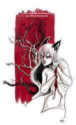 Fox Heart by HenarTorinos