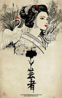 Geisha by HenarTorinos