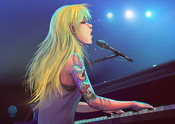 Piano by HenarTorinos