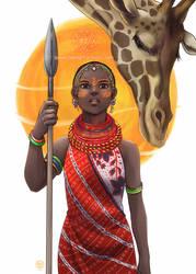 MangaMundi- Kenya by HenarTorinos