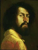 Self Portrait in Gold by holyman