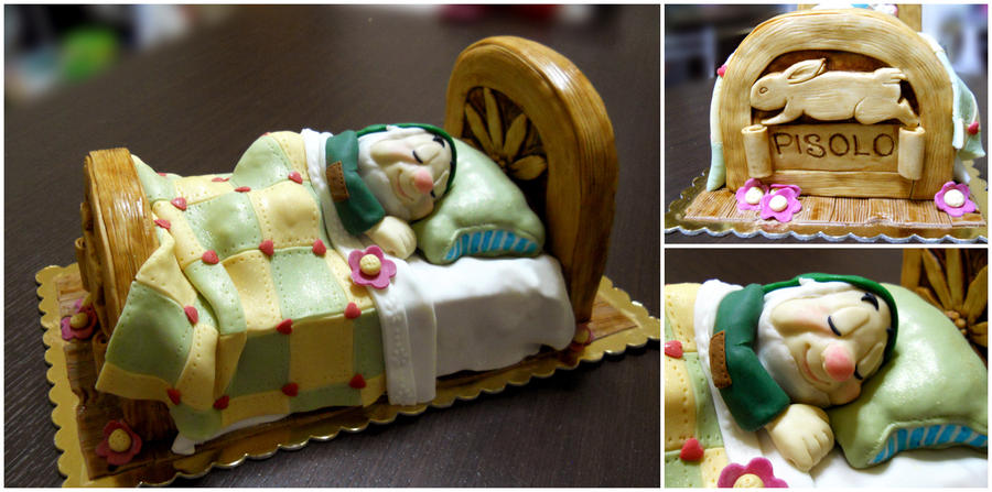 Sleepy's Cake