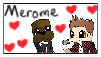 Merome Stamp by chai-kitty