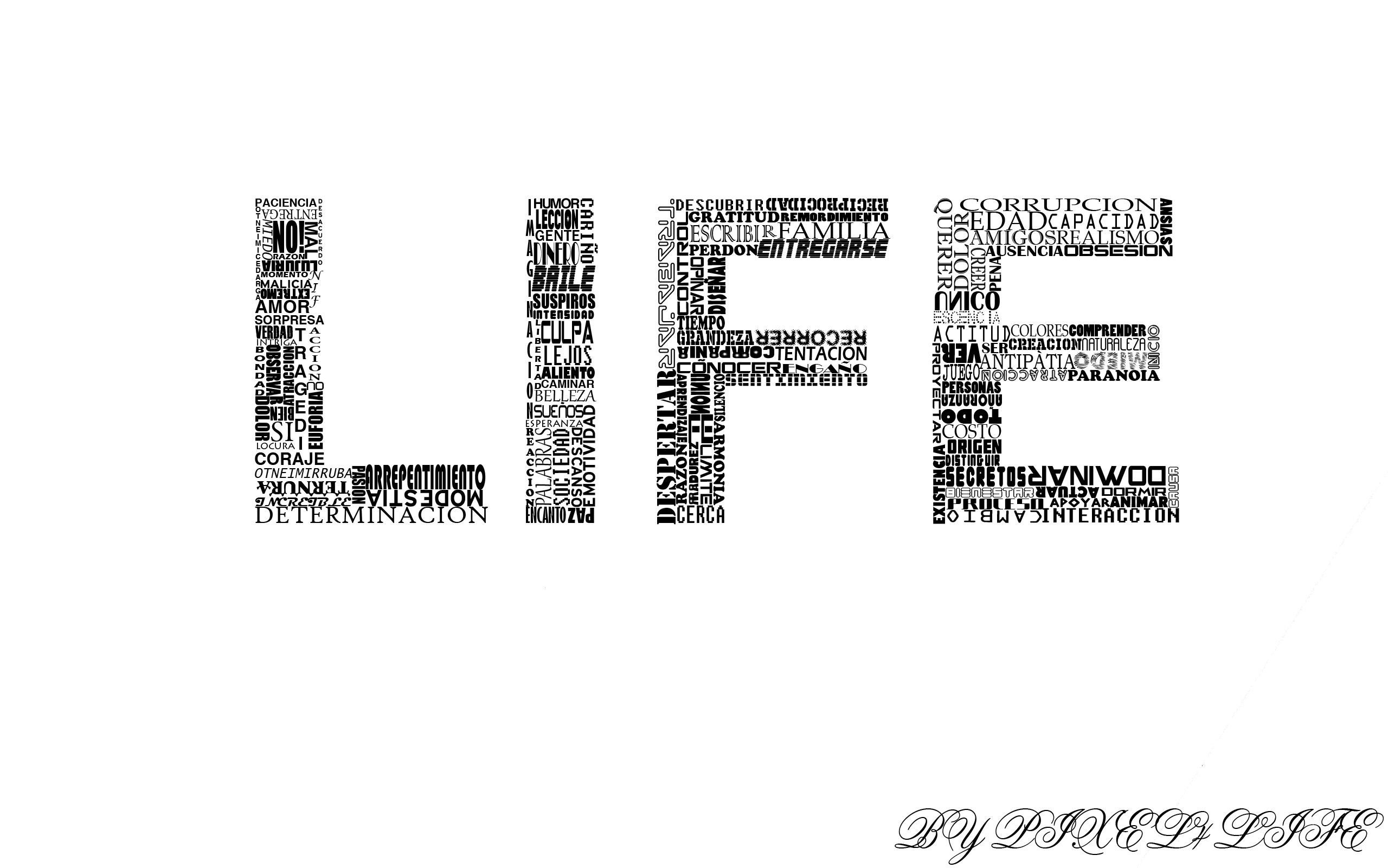 130 words of life by pixel4life on DeviantArt