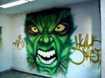 Hulk by nOon9