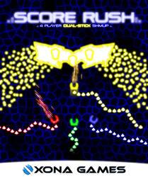 Score Rush box art by matthewdoucette