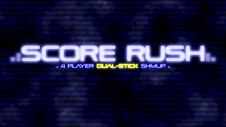 Score Rush logo by matthewdoucette