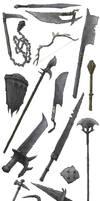 asst weapons