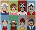 speed racer group