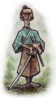 perfect swordsman