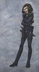 Anastasia DeCobray by DC-Miller