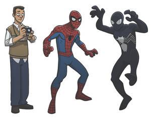 peter x 3