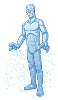 iceman by DC-Miller