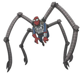 spectacular spider-kid