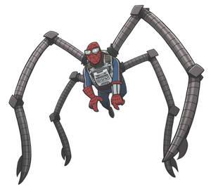 spectacular spider-kid