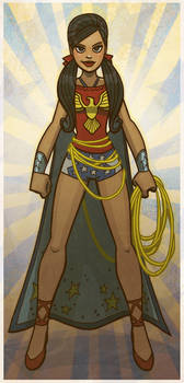 A Wonder Girl
