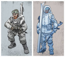 arctic trooper variations