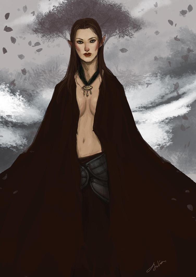 Lady Aribeth by DancinFox
