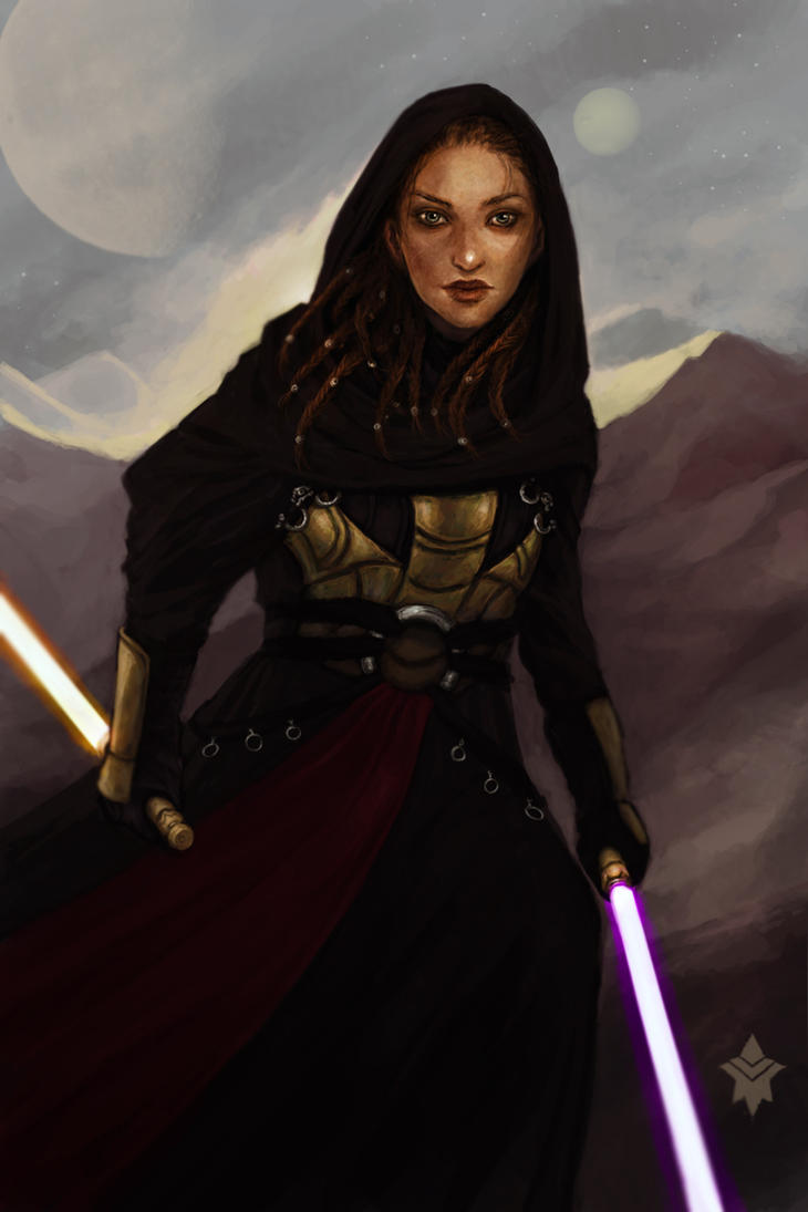 Lady Revan by DancinFox