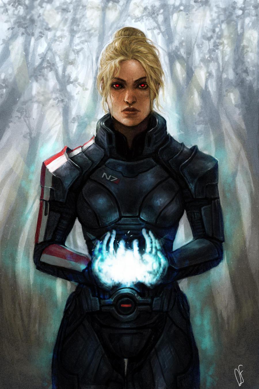 Commander by DancinFox