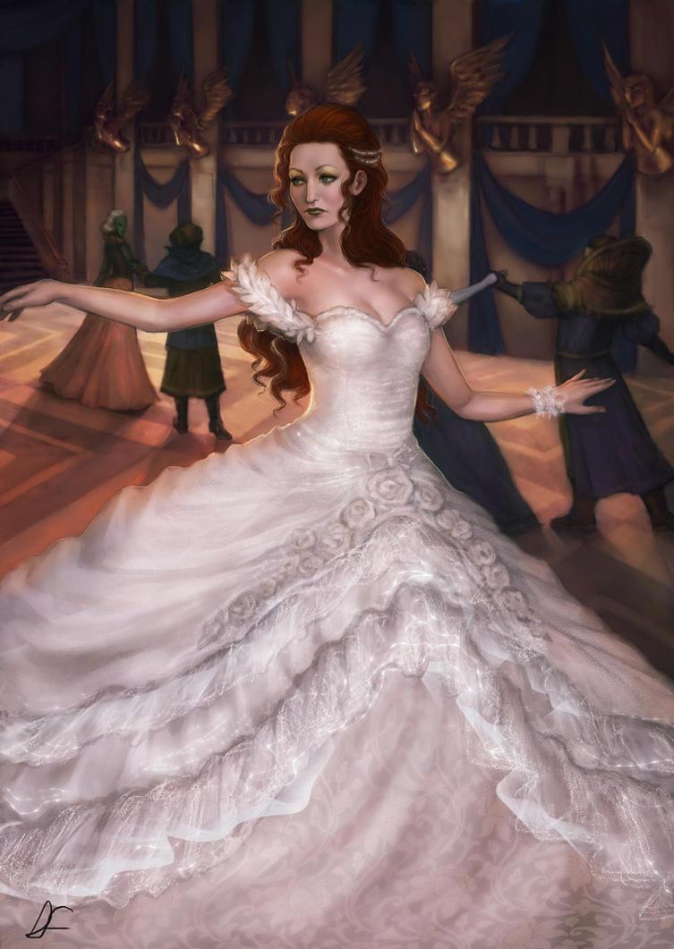 Lady Jane Trevelyan by DancinFox