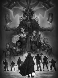 Neverwinter Nights by DancinFox