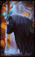 Really Blue Jay? by Summer-Lynx