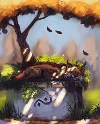 Legendary Nap by Summer-Lynx