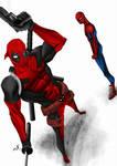 Deadpool / Spiderman