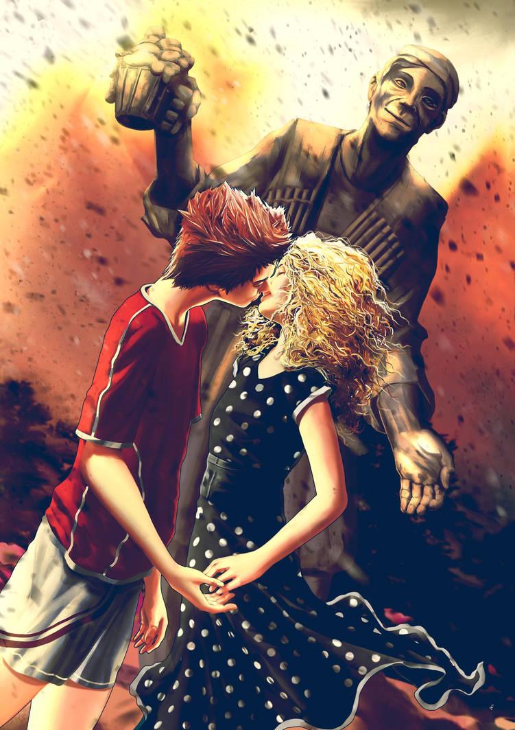Children's love by DimaFisher