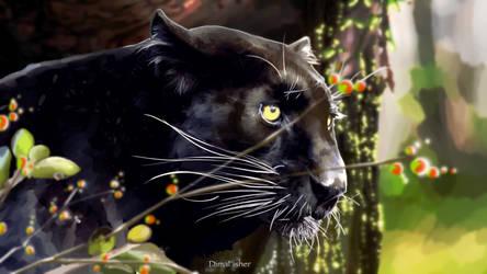 -Black Panther-
