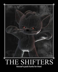 The Shifters by Suyeta