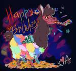 Happy Birthday DA 21 Years