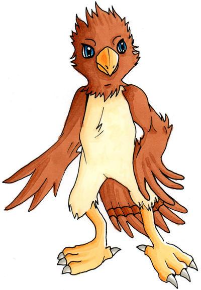 Kurogan clan Hawk Summons(WIP) Hawk_digimon__by_riamon