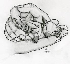 peaceful slumber by shiari