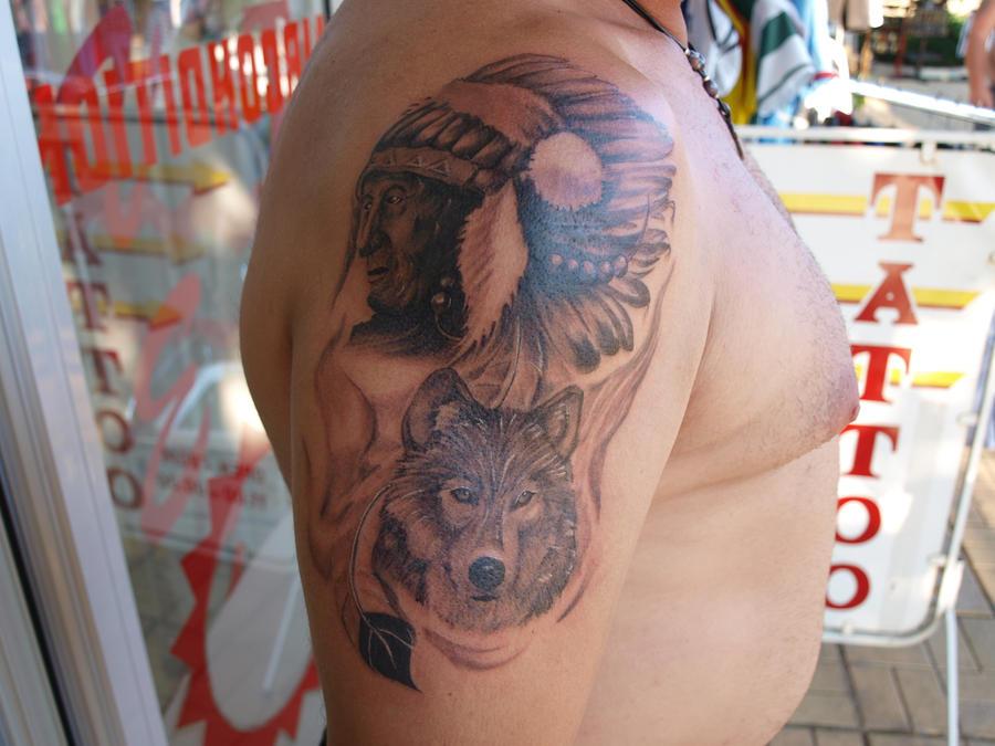 Native Indian Tattoo Designs