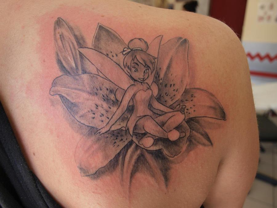 tinkabell tattoo
