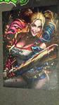 Harley Quinn Suicide Squad Perler