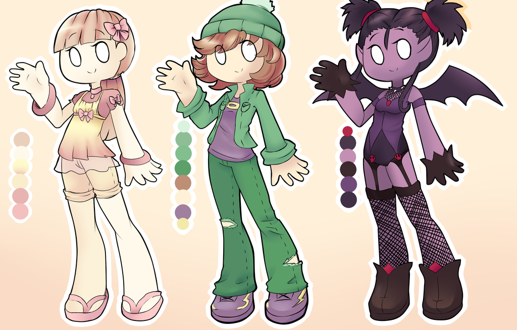 Collab Adoptables 2 [Open Auction] by Kiakogeoscch