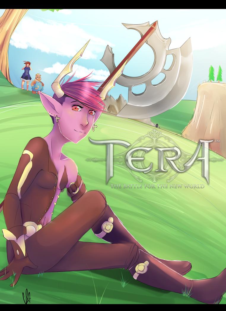 Tera by Kiakogeoscch