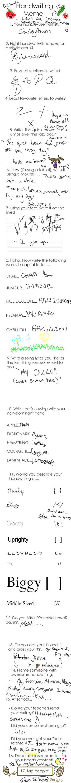 Handwriting Meme by Smileyfrowns