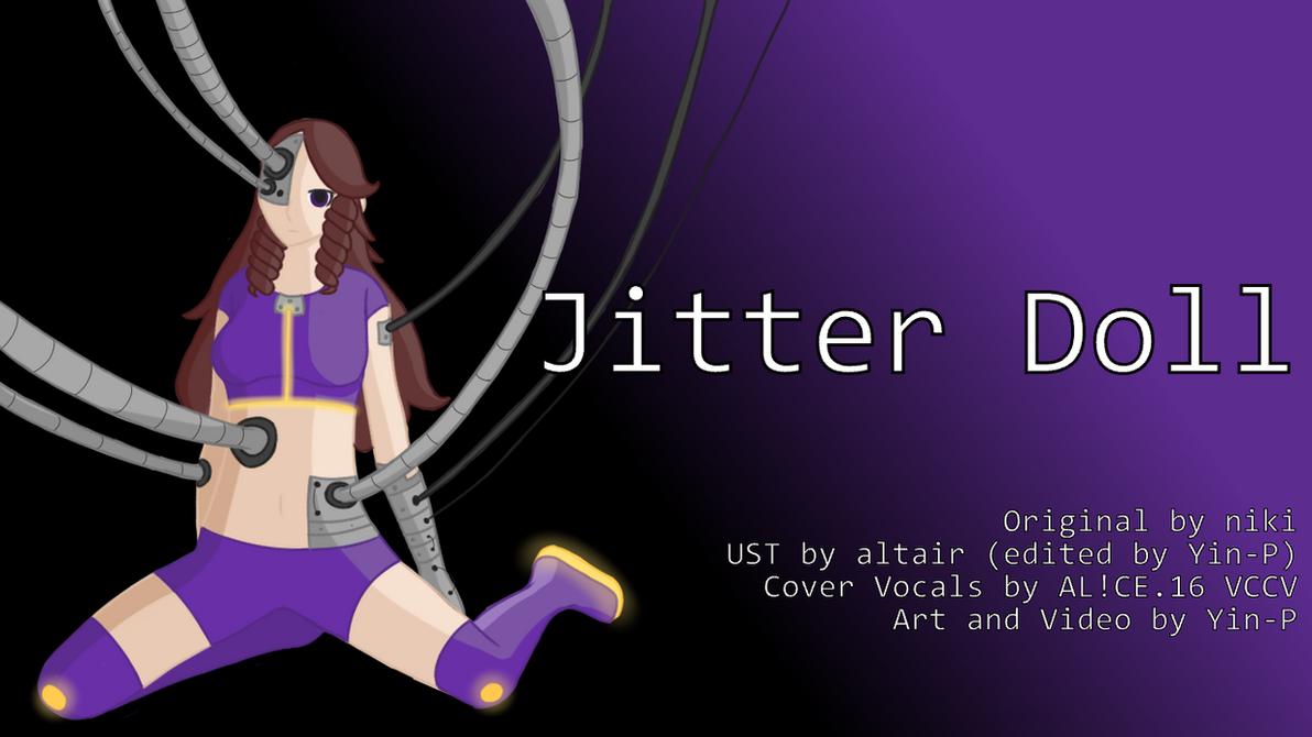 AL!CE.16 - Jitter Doll by YinP