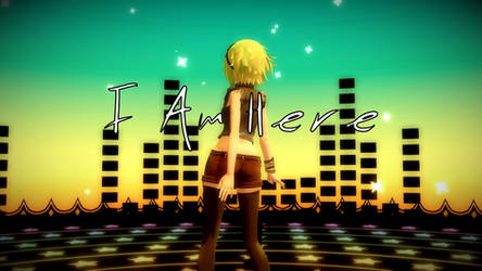I Am Here - Gumi ENG