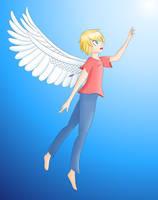 Steel Angel (Fanart)